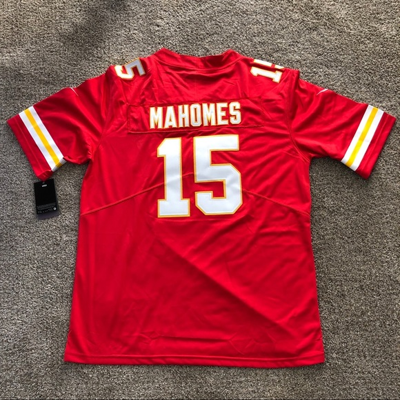 super popular c0581 8a008 Nike Vapor Untouchable Limited Mahomes Jersey